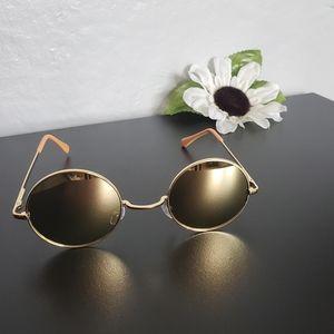 HP Reflective Rose Gold Sunglasses